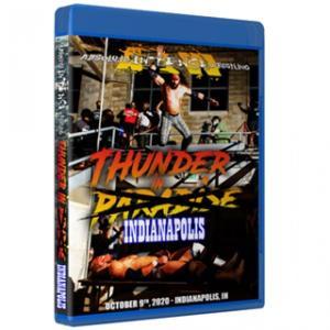 AIW ブルーレイ「Thunder In Indianapolis」(2020年10月9日インディアナポリス『ザ・コレクティブ』 )米直輸入盤|freebirds