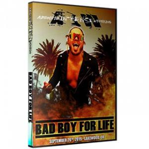 アメリカ直輸入盤 AIW DVD「Bad Boy For Life」(2019年9月26日オハイオ州レイクウッド)|freebirds