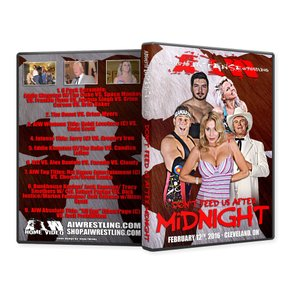 AIW DVD「Don't Feed Us After Midnight」(2016年2月12日オハ...