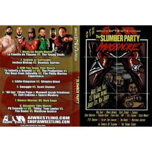 【裏レッスルマニア】AIW DVD「The Slumber Party Massacre」(2019年4月4日ジャージーシティ)【大谷晋二郎 対 エディ・キングストン】|freebirds