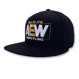 AEW(オール・エリート・レスリング)キャップ「AEW(All Elite Wrestling)NEW ERA 9Fifty Flatbill Snapback Cap」スナップバックキャップ|freebirds