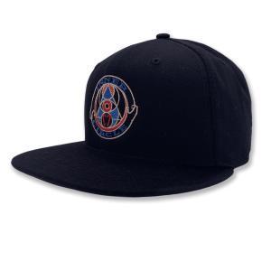 AEW スナップバックキャップ「インナー・サークル INNER CIRCLE Logo NEW ERA 9Fifty Flatbill Snapback Cap」アメリカ直輸入帽子 サイズ調整可 freebirds