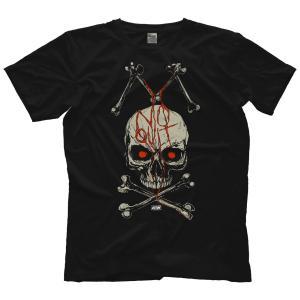 AEW 輸入 Tシャツ「ジョン・モクスリー JON MOXLEY No Quit Tシャツ」AEW アメリカ 直輸入 プロレス プリントTシャツ《日本未発売品》 freebirds