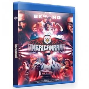 Beyond Wrestling ブルーレイ「Americanrana '19」(2019年7月28日コネチカット州マシャンタケット)アメリカ直輸入盤《日本盤未発売》|freebirds