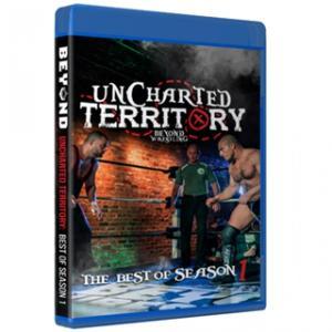 Beyond Wrestling ブルーレイ「Best Of UNCHARTED TERRITORY(Season 1 全18回)」(2019年4月3日〜7月31日マサチューセッツ州ワーチェスター)米直輸入盤|freebirds