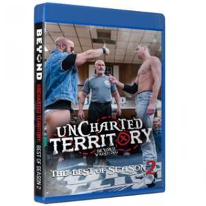 Beyond Wrestling ブルーレイ「Best Of UNCHARTED TERRITORY(Season 2 全13回)」(2019年10月3日〜12月26日マサチューセッツ州ワーチェスター)米直輸入盤|freebirds
