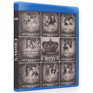 Beyond Wrestling ブルーレイ「Heavy Lies the Crown '18」(2018年12月31日マサチューセッツ州ワーチェスター)アメリカ直輸入盤《日本盤未発売》|freebirds