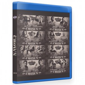 Beyond Wrestling ブルーレイ「Heavy Lies The Crown '19」(2019年12月31日マサチューセッツ州ワーチェスター)アメリカ直輸入盤《日本盤未発売》|freebirds