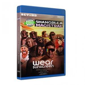 Beyond Wrestling ブルーレイ「Wear Sunscreen」(2020年8月23日)&「Shangri-La Magistral」(9月20日)【二大会収録】ディッキンソン対マコウスキー|freebirds