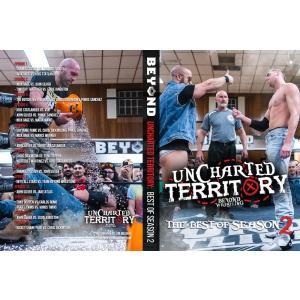 Beyond Wrestling DVD「Best Of UNCHARTED TERRITORY(Season 2 全13回)」(2019年10月3日〜12月26日マサチューセッツ州ワーチェスター)米直輸入盤|freebirds