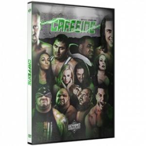 【裏レッスルマニア】Beyond Wrestling DVD「Caffeine」(2017年4月2日フロリダ州オーランド)|freebirds