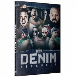 Beyond Wrestling DVD「Denim Recruits」(2017年10月28日ニュージャージー州ハウエル)|freebirds