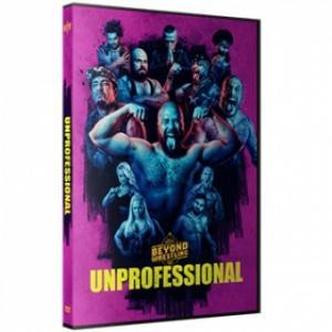 Beyond Wrestling DVD「Unprofessional」(2017年11月12日マサチューセッツ州サマーヴィル)|freebirds