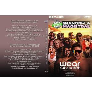 Beyond Wrestling DVD「Wear Sunscreen」(2020年8月23日)&「Shangri-La Magistral」(9月20日)【二大会収録 2枚組】ディッキンソン対マコウスキー|freebirds