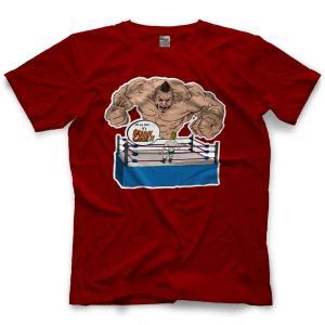 《アメリカンプロレスTシャツ USインポート 半袖Tシャツ》 Brian Cage「ブライアン・ケイ...