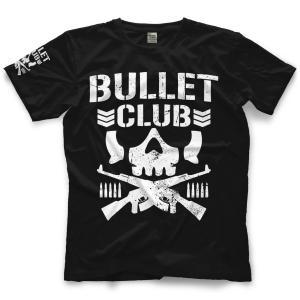 BULLET CLUB バレットクラブ Tシャツ《海外生産 輸入版》「BULLET CLUB Tシャツ」アメリカ直輸入Tシャツ|freebirds