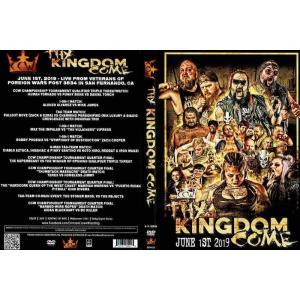 CCW DVD「Thy Kingdom Come」(2019年6月1日カリフォルニア州サンフェルナンド)米直輸入盤《日本盤未発売》