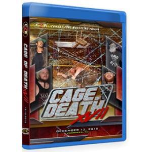 CZW ブルーレイ「Cage Of Death XVII」(2015年12月12日ニュージャージー州ヴアヒーズ)|freebirds