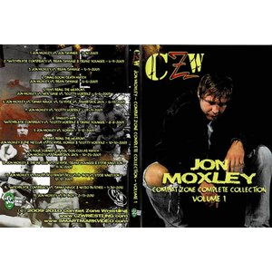 CZW DVD「Jon Moxley:The Complete Collection Volume 1」【コンプリート・コレクション・ジョン・モクスリー(ディーン・アンブローズ) in CZW 2009~2010】|freebirds