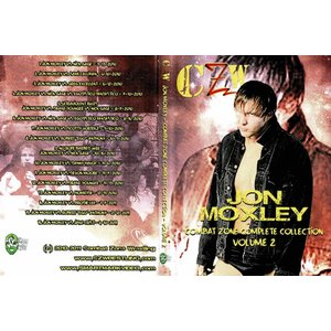 CZW DVD「Jon Moxley:The Complete Collection Volume 2」【コンプリート・コレクション・ジョン・モクスリー(ディーン・アンブローズ) in CZW 2010~2011】|freebirds