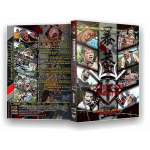 CZW DVD「Tournament Of Death 13」(2014年6月14日デラウェア)【デスマッチトーナメント】葛西純、沼澤邪鬼、竹田誠志参戦|freebirds