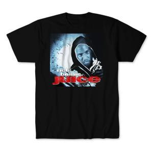 AJグレイ Tシャツ「AJ GRAY Rich Homie Juice (ブラック) Tシャツ Imported from DeathMatch WorldWide」 米直輸入プロレスTシャツ|freebirds