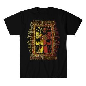 アレックス・コロン Tシャツ「ALEX COLON Split Tシャツ Imported from DeathMatch WorldWide」 米直輸入プロレスTシャツ freebirds