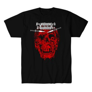 DMDU Deathmatch Downunder Tシャツ「デスマッチ・ダウンアンダー Horrorshow Tシャツ Imported from DeathMatch WorldWide」 米直輸入デスマッチTシャツ freebirds