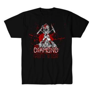 ニール・ダイアモンド・カッター Tシャツ「NEIL DIAMOND CUTTER Invader Tシャツ Imported from D.M.W.W.」 米直輸入デスマッチTシャツ freebirds