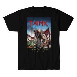 """タンク Tシャツ「""""Strong Style Psycho"""" TANK Trooper Tank Tシャツ Imported from DeathMatch WorldWide」 米直輸入プロレスTシャツ freebirds"""