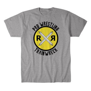Pro Wrestling Trainwreck Tシャツ「プロ・レスリング・トレインレック ロゴ Tシャツ Imported from D.M.W.W.」アメリカ直輸入Tシャツ|freebirds