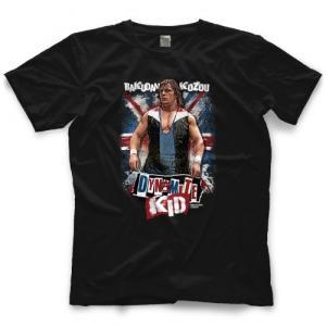 ダイナマイト・キッド Tシャツ「DYNAMITE KID Bakudan Kozou Tシャツ」 アメリカ直輸入プロレスTシャツ|freebirds