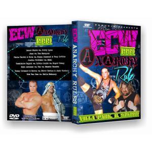 ECW 輸入盤DVD「Anarchy Rulz アナーキー・ルールズ 1999」(1999年9月19日イリノイ州ヴィラパーク)|freebirds