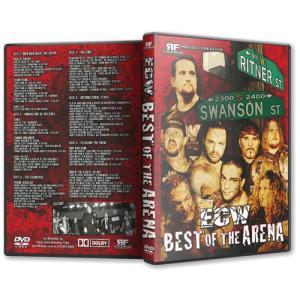 ECW DVD「Best Of The Arena(6枚組)ECWアリーナ名勝負&名場面傑作選」テリー・ファンク サブー RVD トミー・ドリーマー アメリカ直輸入DVD|freebirds