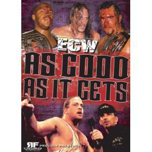 ECW 輸入盤DVD「As Good As It Gets アズ・グッド・アズ・イット・ゲッツ 1997」(1997年9月20日フィラデルフィア ECWアリーナ)|freebirds