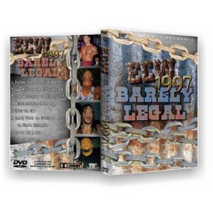 ECW 輸入盤DVD「Barely Legal ベアリー・リーガル」(1997年4月13日ペンシルバニア州フィラデルフィア)みちのくプロレス参戦|freebirds