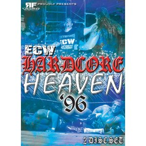 ECW 輸入盤DVD「Hardcore Heaven ハードコア・ヘブン 1996」(1996年6月22日フィラデルフィア ECWアリーナ)|freebirds