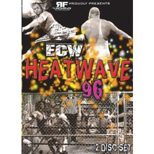 ECW 輸入盤DVD「Heat Wave ヒート・ウェイヴ 1996」(1996年7月13日ペンシルバニア州フィラデルフィア)ターザン後藤 参戦|freebirds