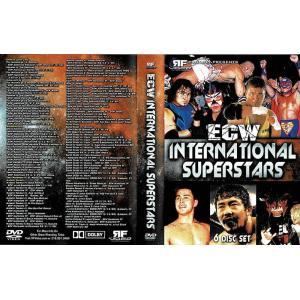 ECW DVD「International Superstars」ECW日本人選手、ルチャドール特集(輸入盤6枚組DVDセット)|freebirds