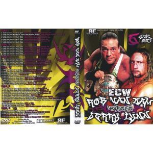 ECW DVD「Rob Van Dam vs. Jerry Lynn」【ECW名勝負数え歌シリーズ:RVD vs. ジェリー・リン(6枚組)】|freebirds