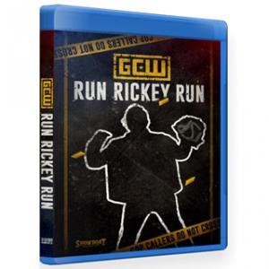 《現品特価》GCW ブルーレイ「Run Rickey Run ラン・リッキー・ラン」(2020年2月15日ニュージャージー州アトランティックシティ)米直輸入盤|freebirds