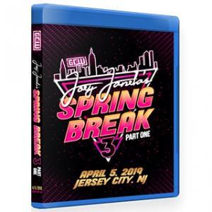 【裏レッスルマニア】GCW ブルーレイ「Joey Janela's Spring Break 3 Part 1」(2019年4月5日ジャージーシティ)【竹田誠志、大谷晋二郎、TAKAみちのく参戦】