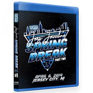 【裏レッスルマニア】GCW ブルーレイ「Joey Janela's Spring Break 3 Part 2」(2019年4月6日ジャージーシティ)【田中将斗 対 LAパーク】
