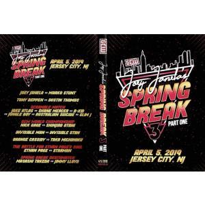 【裏レッスルマニア】GCW DVD「Joey Janela's Spring Break 3 Part 1」(2019年4月5日ジャージーシティ)【大谷晋二郎、TAKAみちのく、竹田誠志 参戦】|freebirds