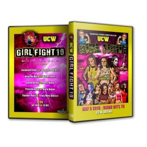 アメリカ女子プロレス Girl Fight Wrestling DVD「Girl Fight 10」(2016年5月3日テネシー州ユニオンシティ)