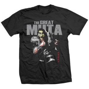 ザ・グレート・ムタ Tシャツ「THE GREAT MUTA Tシャツ」 アメリカ直輸入プロレスTシャツ|freebirds