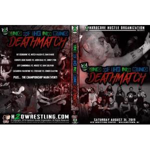 H20 Wrestling: Hardcore Hustle Organization DVD(輸入...