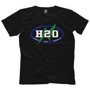 H20 Wrestling Tシャツ「Hardcore Hustle Organization Logo Tシャツ」アメリカ直輸入プロレスTシャツ freebirds