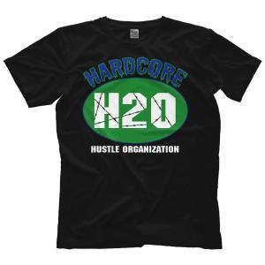 H20 Wrestling Tシャツ「Hardcore Hustle Organization ECW '98 Style Tシャツ」アメリカ直輸入プロレスTシャツ freebirds