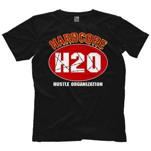 H20 Wrestling Tシャツ「Hardcore Hustle Organization ECW '98 Style #2 Tシャツ」アメリカ直輸入プロレスTシャツ freebirds